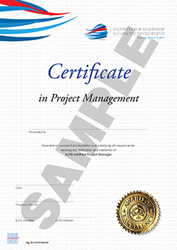 Institute for leadership capacity development leadership ilcd certificate sample yelopaper Choice Image